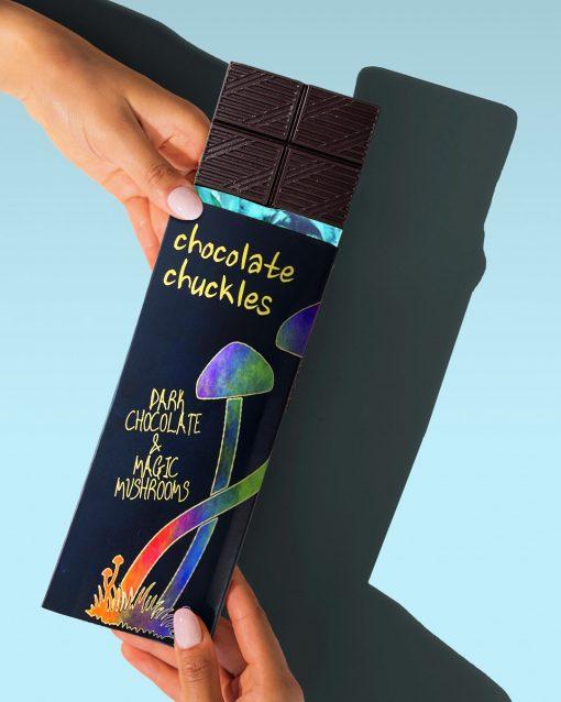 Psilocybin Mushroom Chocolate Bar for sale