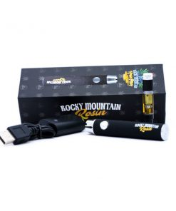 Buy Rosin Vape Pen Kit (Rocky Mountain Rosin)