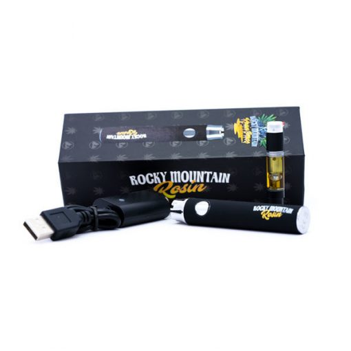 Buy Rosin Vape Pen Kit (Rocky Mountain Rosin)