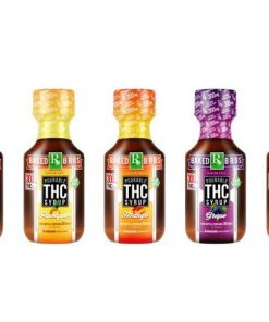 Buy THC Lean Cannabis Syrup